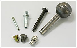 Special parts manufactured by cold forging